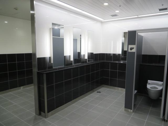 シリウストイレ