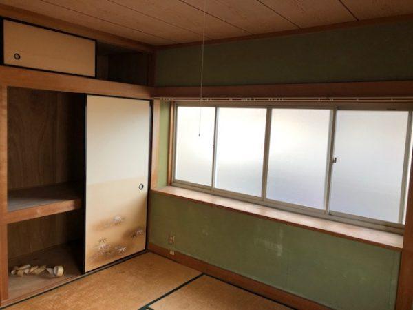 3階洋室施工前